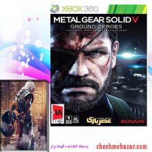 بازی METAL GEAR SOLID V GROUND ZEROES مخصوص ایکس باکس 360