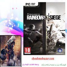 بازی Tom Clancys RainbowSix Siege