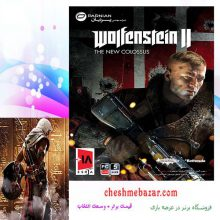 بازی کامپیوتری wolfenstein2 the new colossus