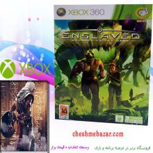 بازی ENSALVED odyssey to the west مخصوص XBOX360